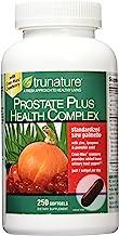 Trunature Saw Palmetto Prostate Health Complex with Zinc, Lycopene, Pumpkin Seed, 1.8 Pound