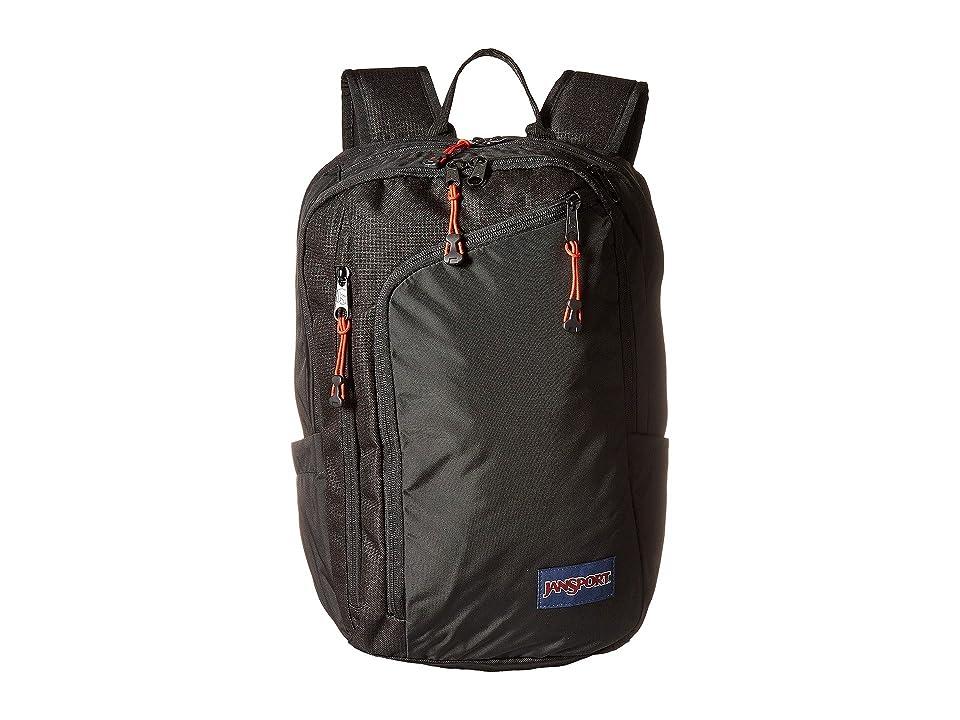 JanSport Platform (Black) Backpack Bags