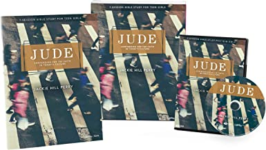 Jude – Teen Girls' Bible Study Leader Kit: Contending for the Faith in Today's Culture