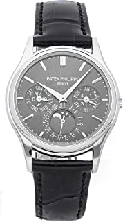 Patek Philippe Grand Complications Mechanical (Automatic) Grey Dial Mens Watch 5140P-017 (Certified Pre-Owned)