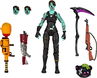 Fortnite Legendary Series, 1 Figure Pack - 6 Inch Ghoul Trooper Collectible Action Figure - Includes Harvesting Tool, 3 We...