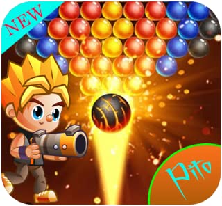 The Island Adventure: New Bubble Shooter Game 2019