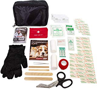 Emergency Zone Dog Survival Kit: Bug Out, Emergency, Travel Kits, First Aid. Prepare Your Dog Vacations, Trips, Hurricanes, Earthquakes, Wildfires Much More