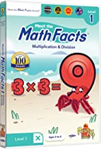 Meet the Math Facts - Multiplication & Division Level