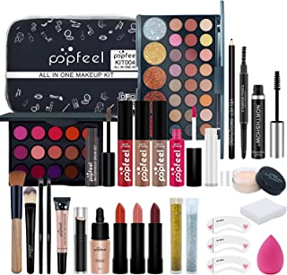 Makeup Kit for Women Full Kit, All-in-one Makeup Gift Set, Include Makeup Brush Set, Eyeshadow...