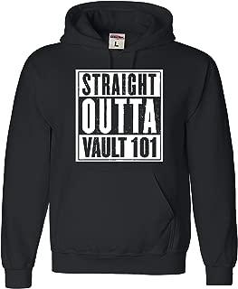 Adult Straight Outta Vault 101 Sweatshirt Hoodie