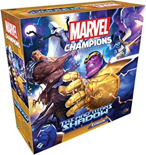 Fantasy Flight Games   Marvel Champions: The Mad Titan's Shadow   Card Game   Ages 14+   1 to 4 Players   45 to 90 Minutes...