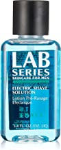 Best electric shave solution lab series Reviews