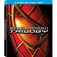 Deals on Spider-Man Trilogy 4K UHD Digital