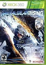 XBox 360 Metal Gear Rising: Revengeance (with Bonus Instrumental Soundrack)