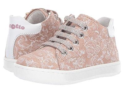 Naturino Falcotto Antares Zip SS19 (Toddler) (Pink/White) Girl