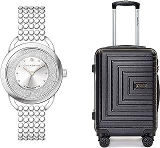 Giordano Combo Offer (Buy Giordano Watch & Get Nautica Cabin Luggage Free)