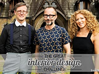 Great Interior Design Challenge - Season 4