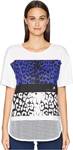Essentials Leopard Tee DM5353