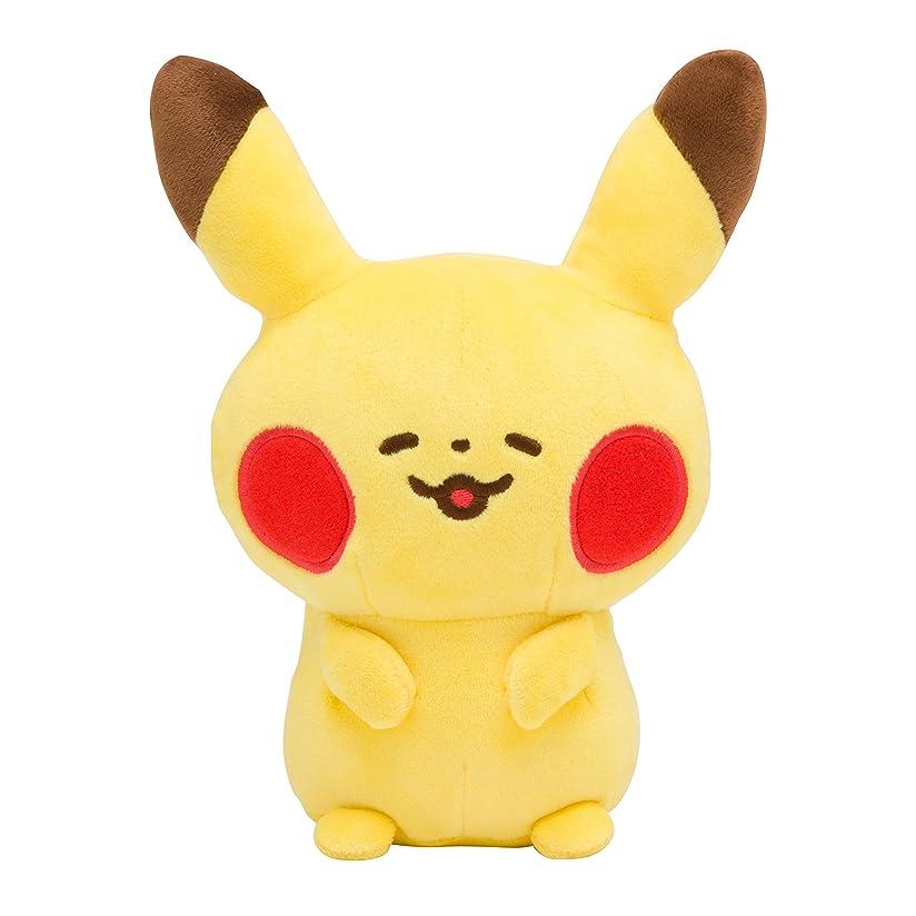 苦しむ極小下にポケモンセンターオリジナル ぬいぐるみ Pokémon Yurutto ピカチュウ
