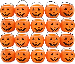 Best plastic pumpkin bucket Reviews