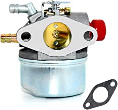 nasibo 13152 Carburetor For Tecumseh 640025 640025A 640025B 640025C 640004 640014 OHH55 OHH60 OHH65 OH195XA 5.5HP Carb With Free Gasket