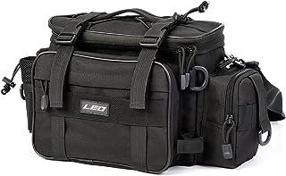 多機能 釣り袋 3WAY 釣りバッグ フィッシングバッグ 大容量 1000D防水 オックスフォード布 タックルバッグ 釣り用 ヒップバッグ 肩掛け可能 釣具タックル バッグ ツールバッグ 自転車 アウトドア 登山 旅行用