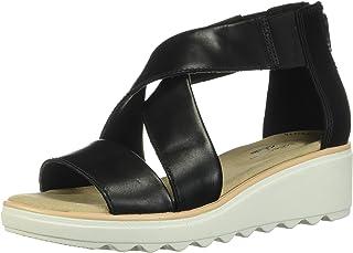 Clarks Women's Jillian Rise Wedge Sandal