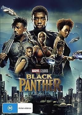 Black Panther | Marvel | The 2018 Movie | NON-USA Format | PAL | Region 4 Import - Australia