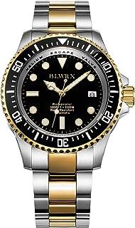 BLWRX Men's 44mm Diving Sport Automatic Watch 1000m Watch