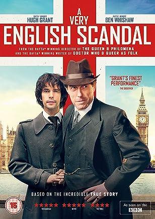 A Very English Scandal Season 1 / ア・ベリー・イングリッシュ・スキャンダル シーズン1 ≪英語のみ≫ [PAL-UK]
