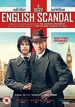 A Very English Scandal - Season 1 2018  Region2 Requires a Multi Region Player