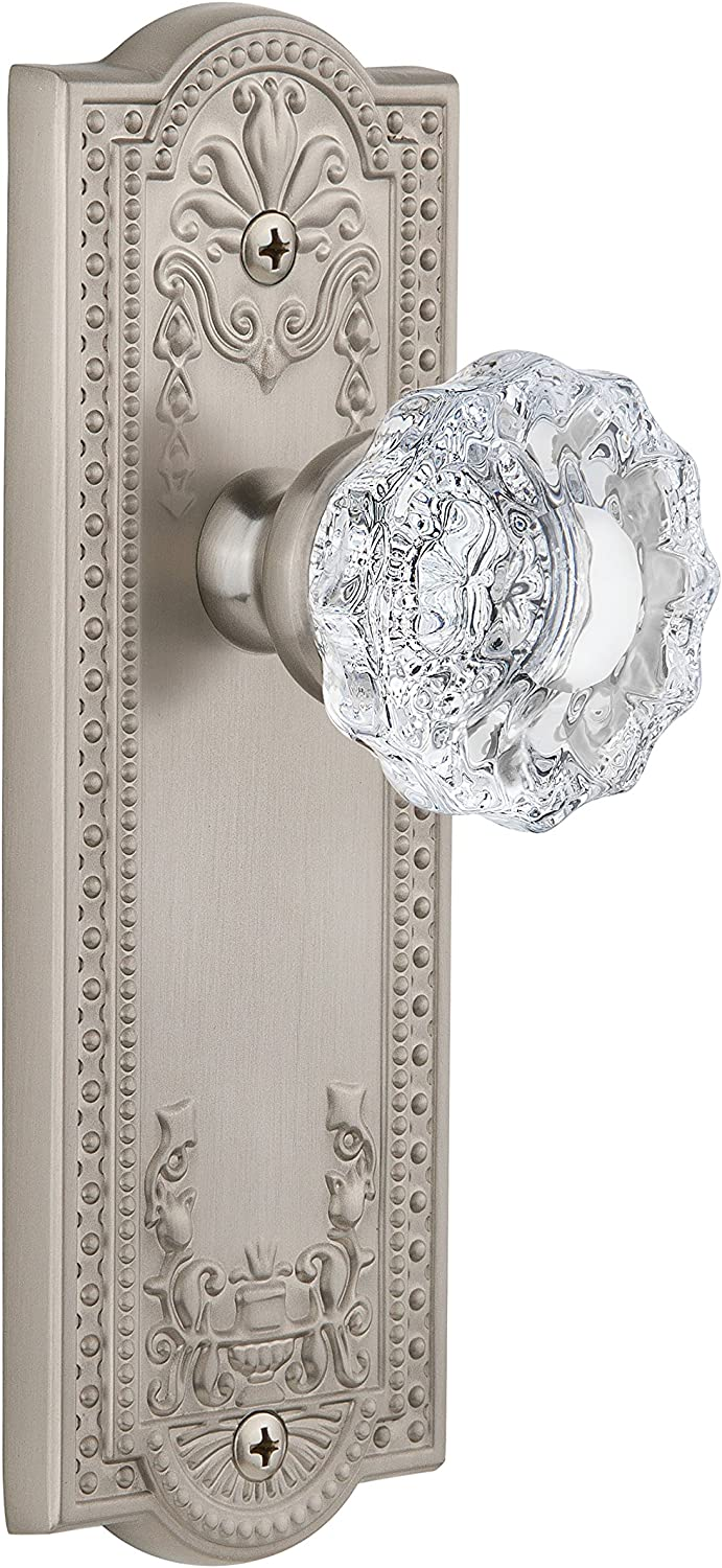 Grandeur Colorado Springs Mall Parthenon Plate Outlet SALE with Versailles - Crystal Knob Passage