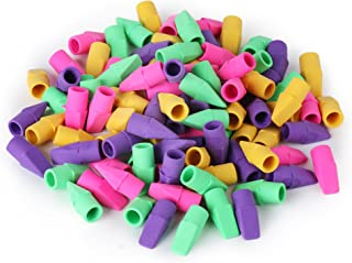 Mr. Pen - Pencil Erasers, Pencil Top Erasers, 100 Pieces Cap Erasers, Eraser Tops, Pencil Eraser Toppers, School Erasers for Kids, School Supplies for Teachers, Eraser Pencil, Earasers
