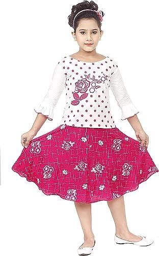 Top Skirt Set for Girls Fresh Trendy fashionwear