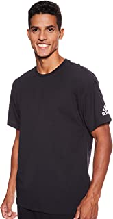 Adidas Men's Must Haves Plain Tee T-Shirts