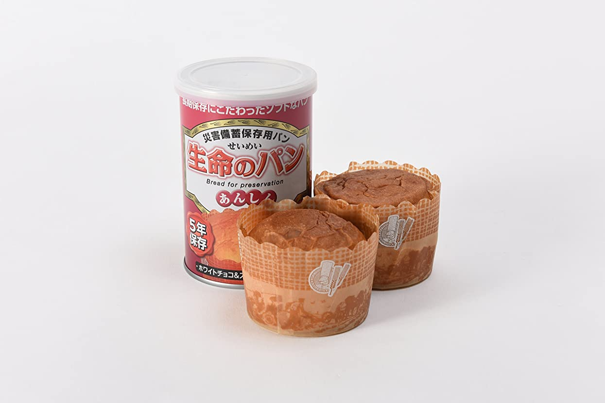 車マウスピース第五生命のパンあんしん 24缶/1箱 ホワイトチョコ&ストロベリー