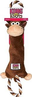 KONG Tugger Knots Moose Dog Toy