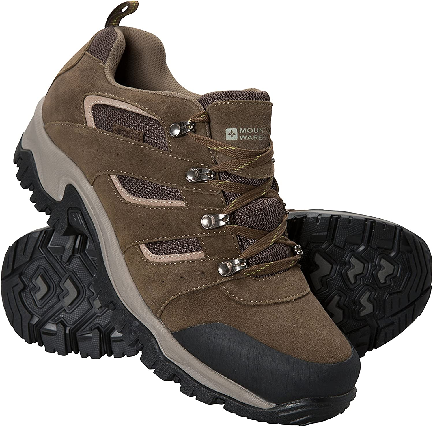 Mountain Warehouse Voyage Mens Waterproof shoes - Light Hiking Boots