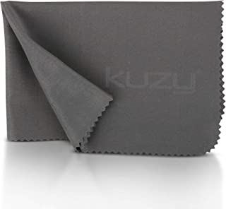 """Kuzy Microfiber Keyboard Cover Cloth - Ideal Screen Cleaner for MacBook Pro 13"""", 15"""" MacBook Air 13"""" Cleaning Microfiber Dust Cloth - Laptop Screen Protector Cloth - 1pc"""