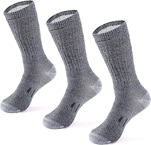 5x Japanese Thermal Women Socks Winter Warm Rich Wool Casual Size 3 to 5