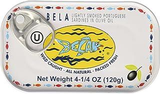 Bela-Olhao Sardines Sardines In Olive Oil, 4 Oz