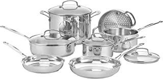 cuisinart 11 pc stainless steel