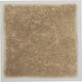 Achim Home Furnishings WTV101NX10 Nexus Wall Tile, 4 by 4-inch, Sandstone, 27-Pack
