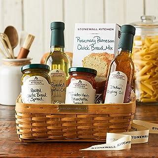 Stonewall Kitchen Antipasto Gift Basket (5pc)