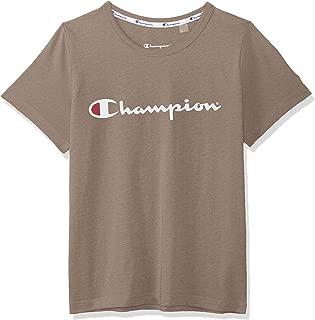 Champion Kids Script Tee