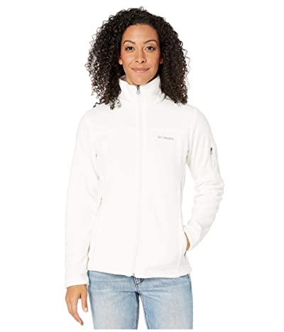 Columbia Fast Trektm II Jacket (Sea Salt) Women