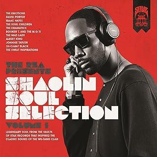 The Rza Presents Shaolin Soul: Vol 1