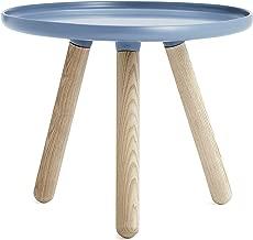 Normann Copenhagen–Tablo Wiig Hansen–Mesa Auxiliar de diseño de la Mesa de café–pequeño–Azul–nicho LAI
