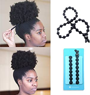 BunzeeBands Adjustable Length Hairband | Long Cushioned Headband Ties for Women with Thick, Braided, Kinky, Curly, Natural...