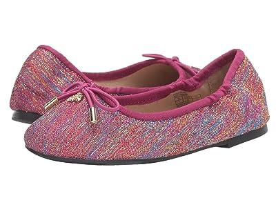 Sam Edelman Kids Felicia Ballet (Little Kid/Big Kid) (Berry Shimmer) Girls Shoes