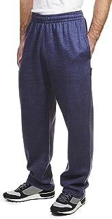 Spalding Mens Comfort Fleece Athletic Sweatpants