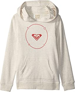 Roxy Kids - Moon Is The Light Hoodie (Big Kids)