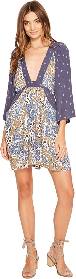 Talulla Printed Mini Dress