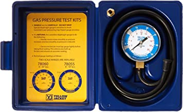 gas manometer test